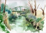 Bridge Aniene
